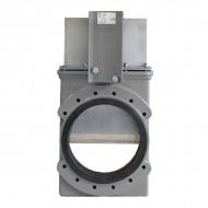 Шиберный затвор CMO, серия GL стандартного давления, двунаправленного типа, DN80, PN10