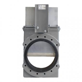 Шиберный затвор CMO, серия GL стандартного давления, двунаправленного типа, DN100, PN10 (GsC-ISO-NR)