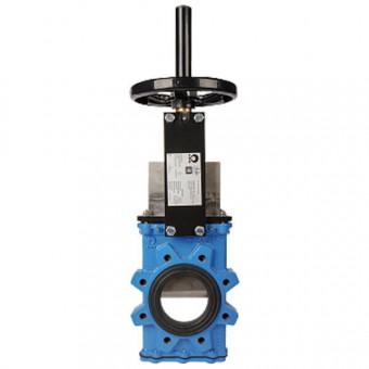 Шиберный затвор CMO, серия GL стандартного давления, двунаправленного типа, DN65, PN10 - GL(SP)-012-01-0065-PN10-CsP-HW-NR