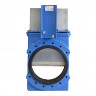 Шиберный затвор CMO, серия GL стандартного давления, двунаправленного типа, DN100, PN10