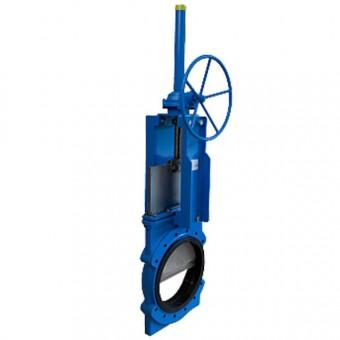 Шиберный затвор CMO, серия GL стандартного давления, двунаправленного типа, DN600, PN10