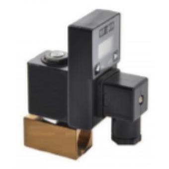 Клапаны с электрическим управлением Серия KAS